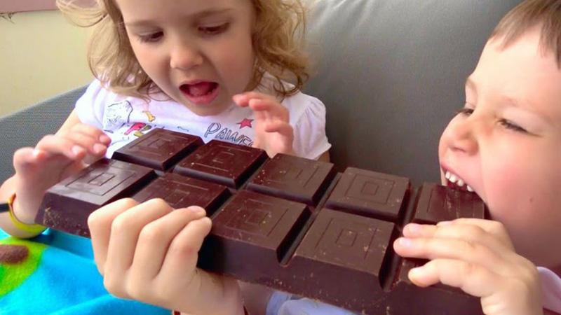 فوائد الكاكاو للأطفال