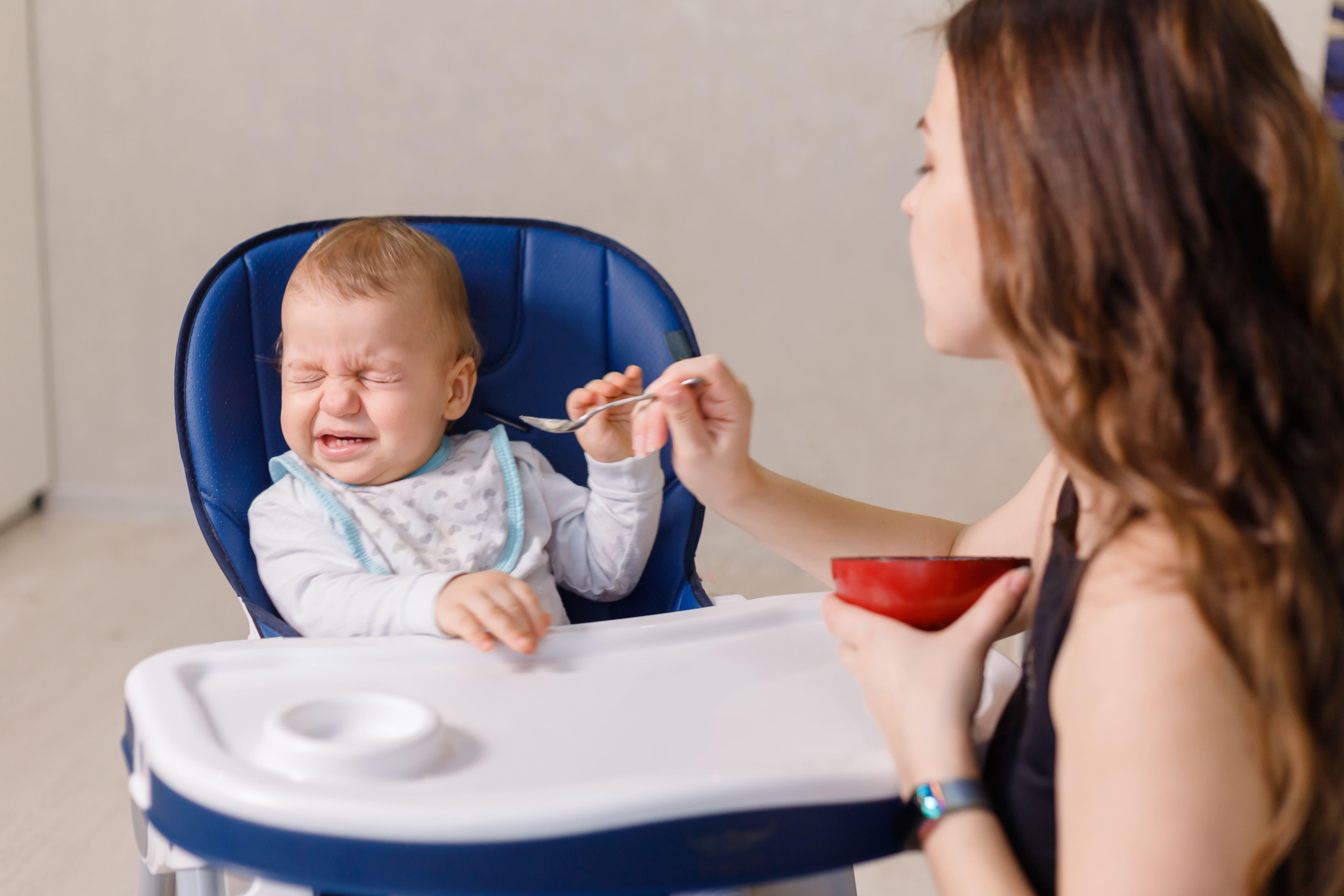 أسباب عدم تناول طفلك للأكل