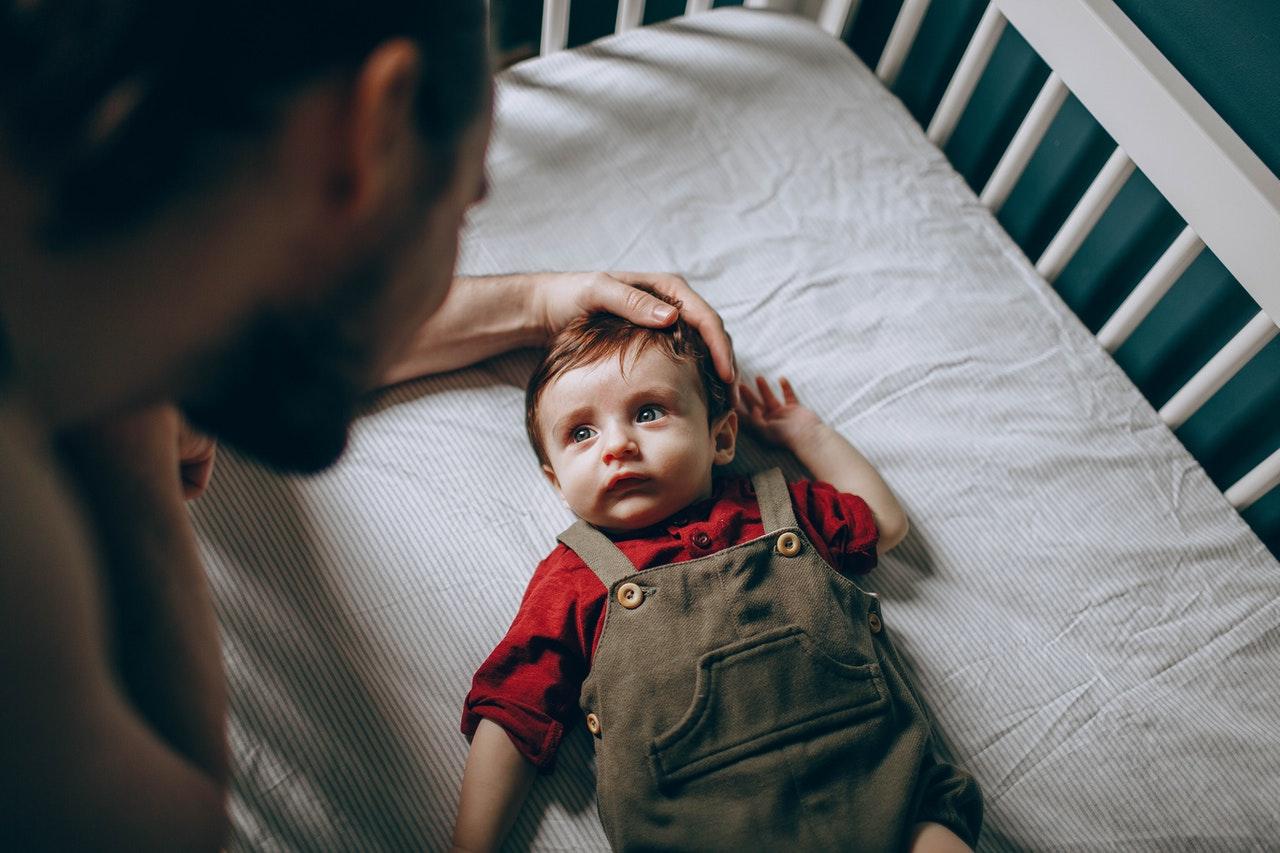 التخلص من خوف الأطفال عند النوم