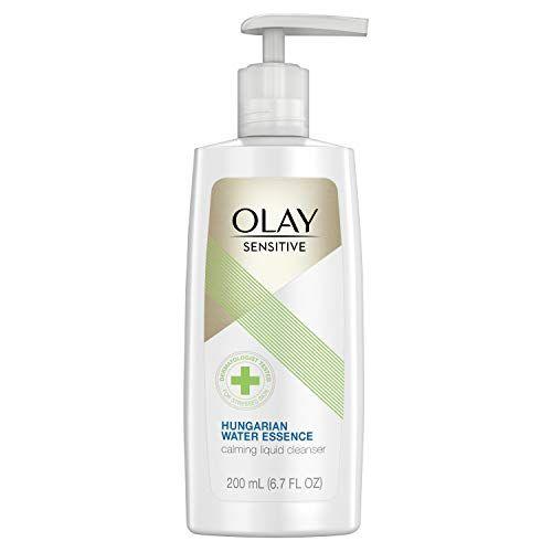 """منظف الوجه """"أولاي"""" للبشرة الحساسة Olay Sensitive Facial Cleanser"""