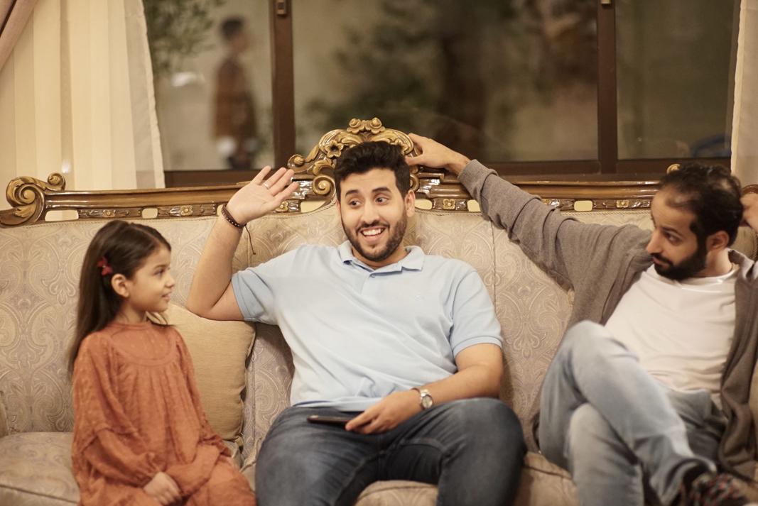 الممثل أسامة صالح