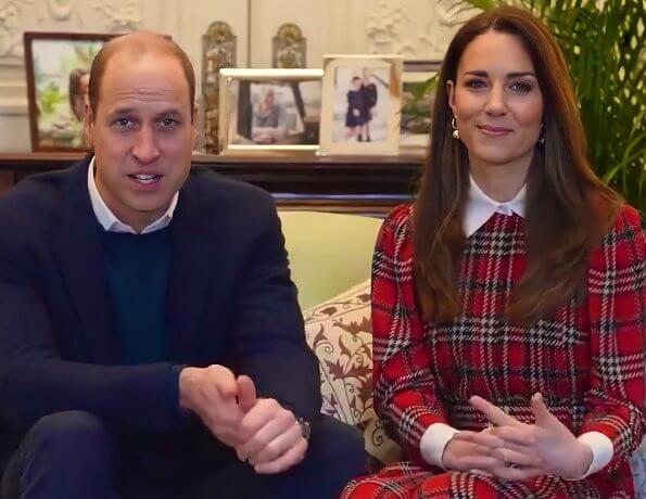 كيت وويليام يوجهان الشكر لفريق خدمة الصحة الوطنية NHS- الصورة من موقع New my royals