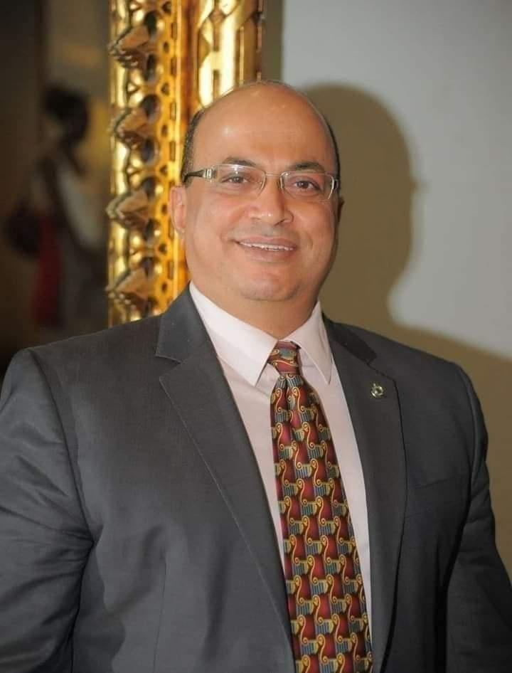 محمد الباسوسي رئيس المركز القومى للسينما