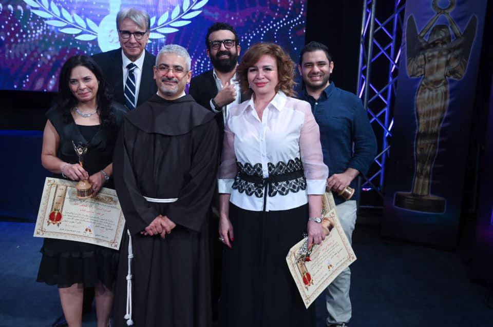 مهرجان المركز الكاثوليكى المصرى للسينما الدورة الـ69 - الصورة من فيسبوك المركز الكاثوليكي