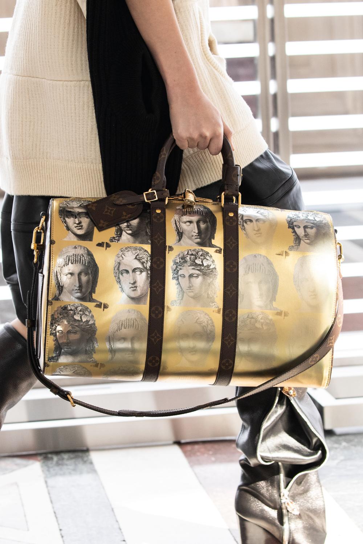 مجموعة خريف وشتاء ٢٠٢١ من louis Vuitton