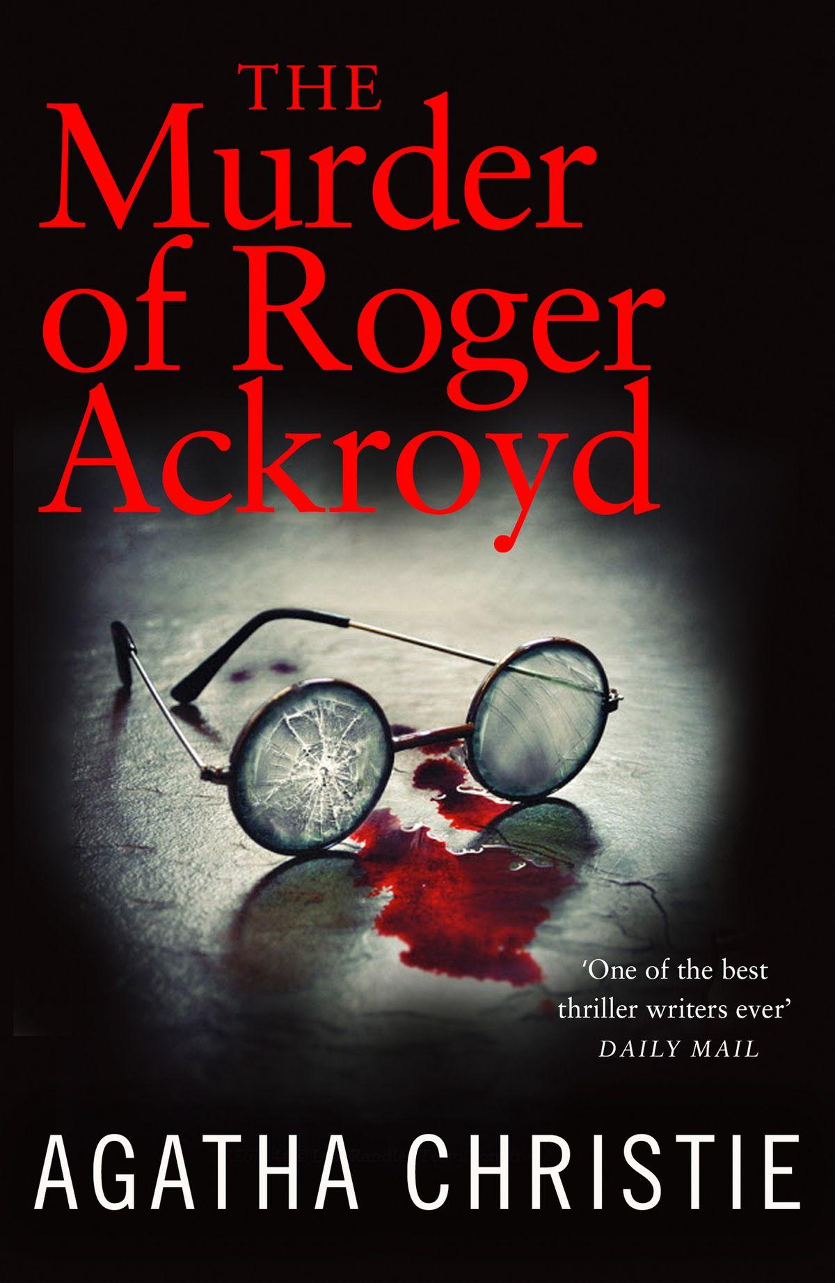 مقتل روجر أكرويد