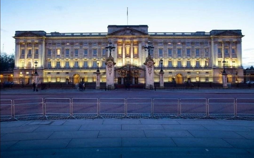 قصر باكنجهام- الصورة من حساب قصر باكنجهام على إنستغرام