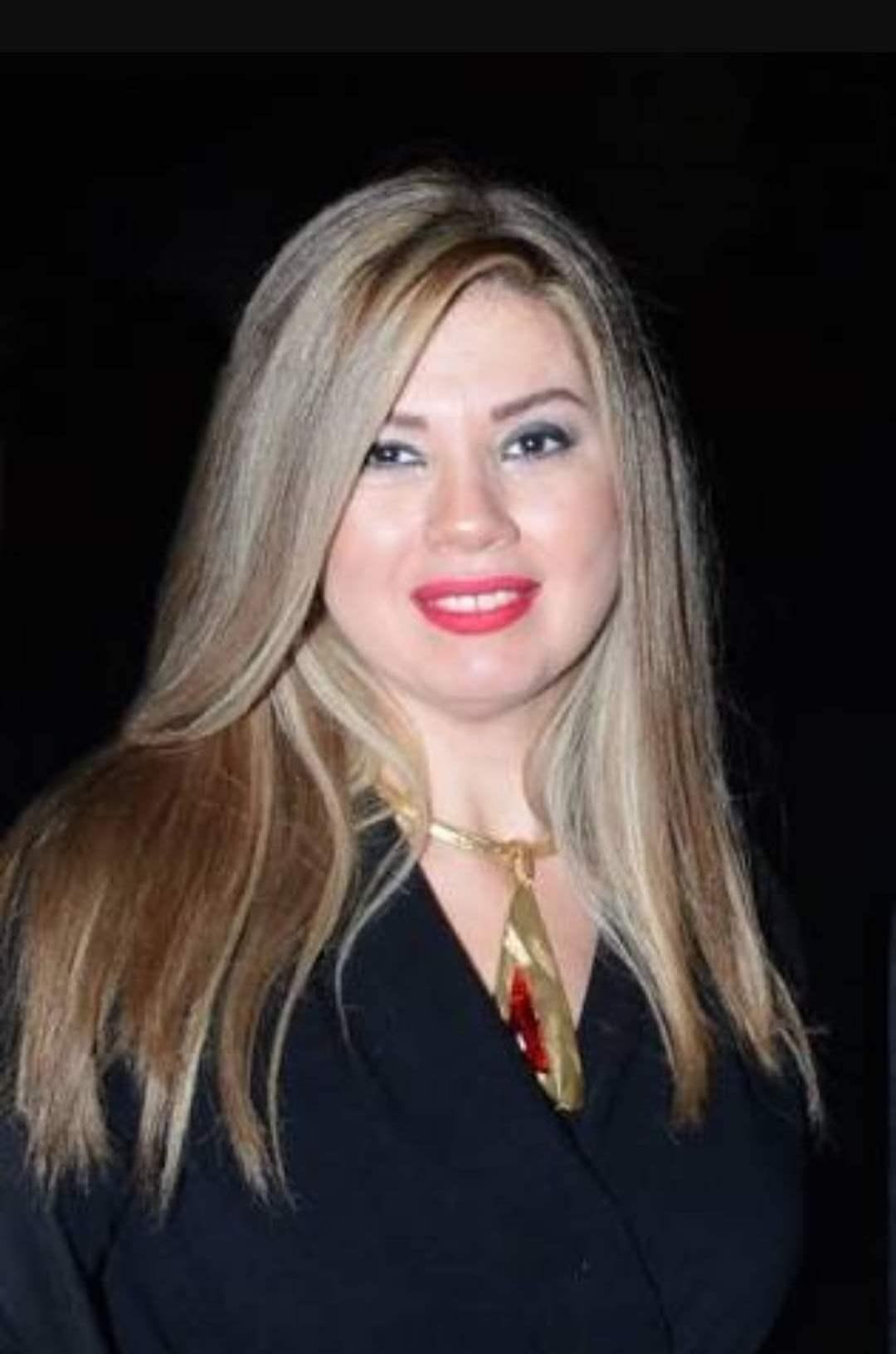 رانيا فريد شوقي- الصورة من فيسبوك رانيا فريد شوقي