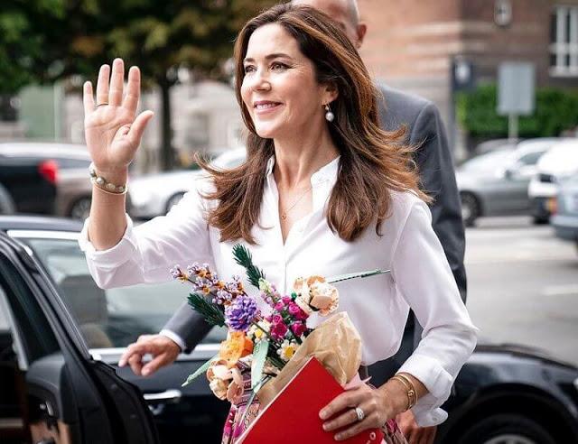 ولية العهد الأميرة ماري- الصورة من موقع New my royals