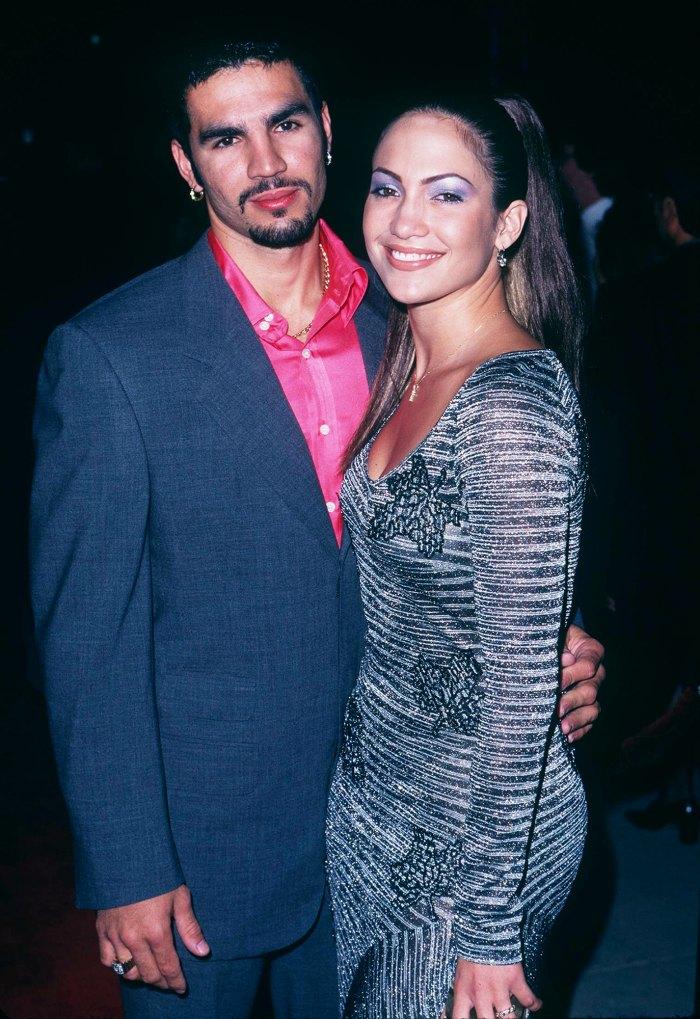 جينيفر لوبيز وأوجاني نوا- الصورة من موقع US Magazine