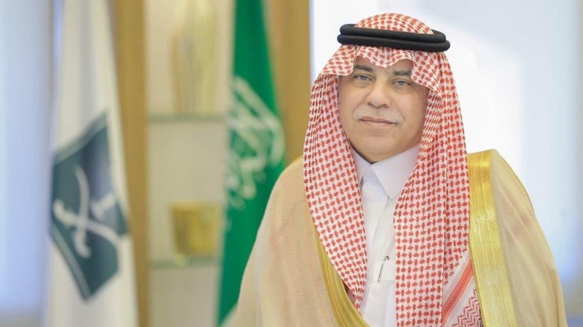 وزير الإعلام السعودي