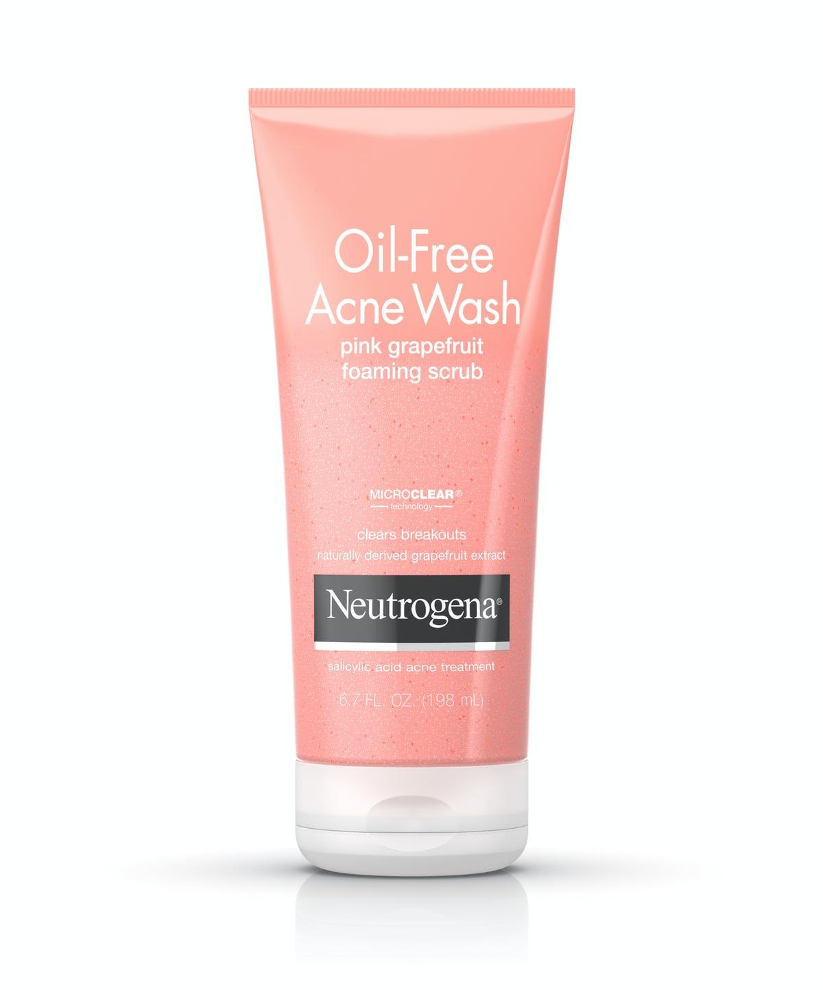 Free Acne Wash Pink Grapefruit
