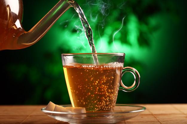 الشاي الأخضر لتأخير ظهور التجاعيد
