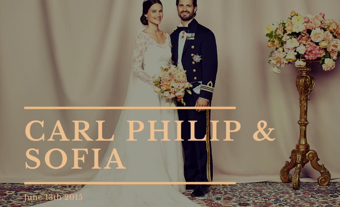 ذكرى زواج الأمير كارل فيليب والأميرة صوفيا- الصورة من موقع Royal central
