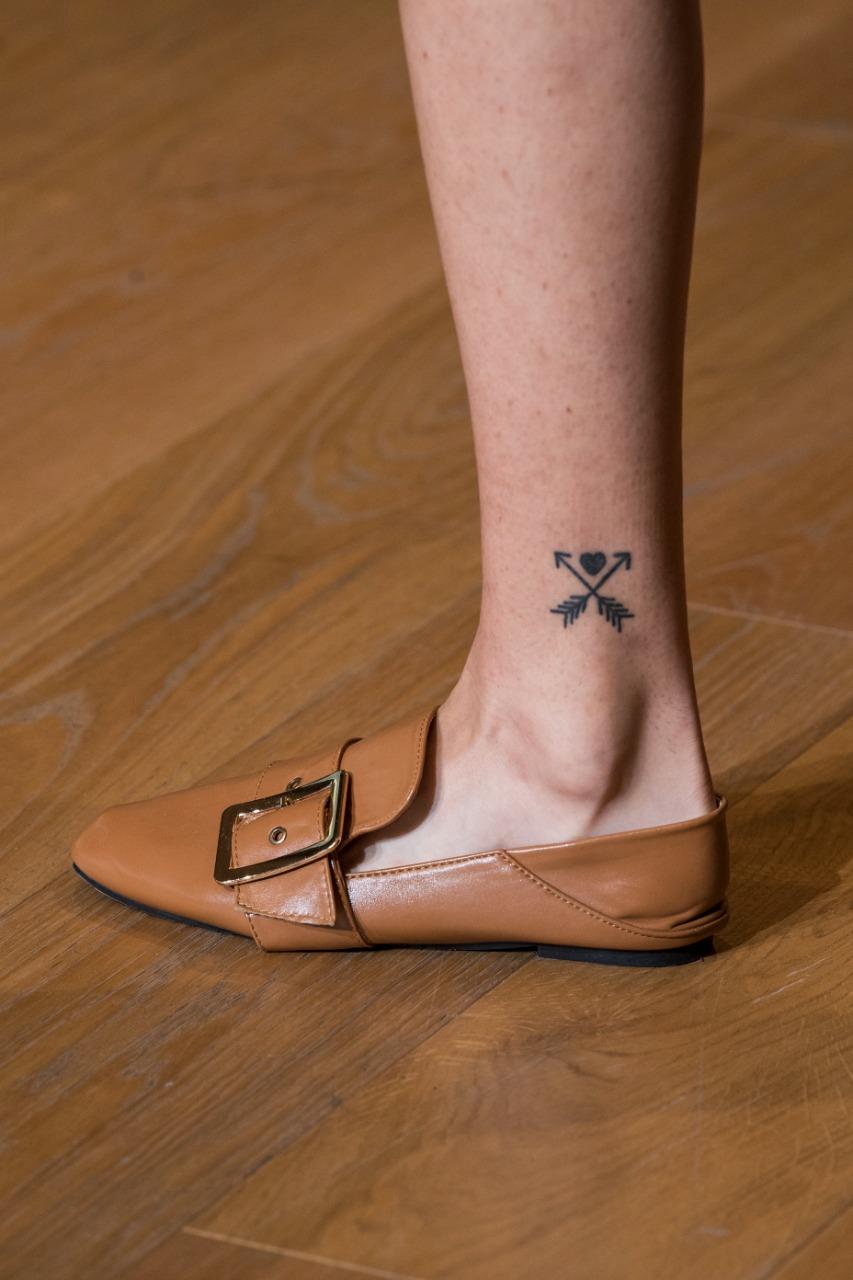 Francesca Liberatore حذاء مسطّح من