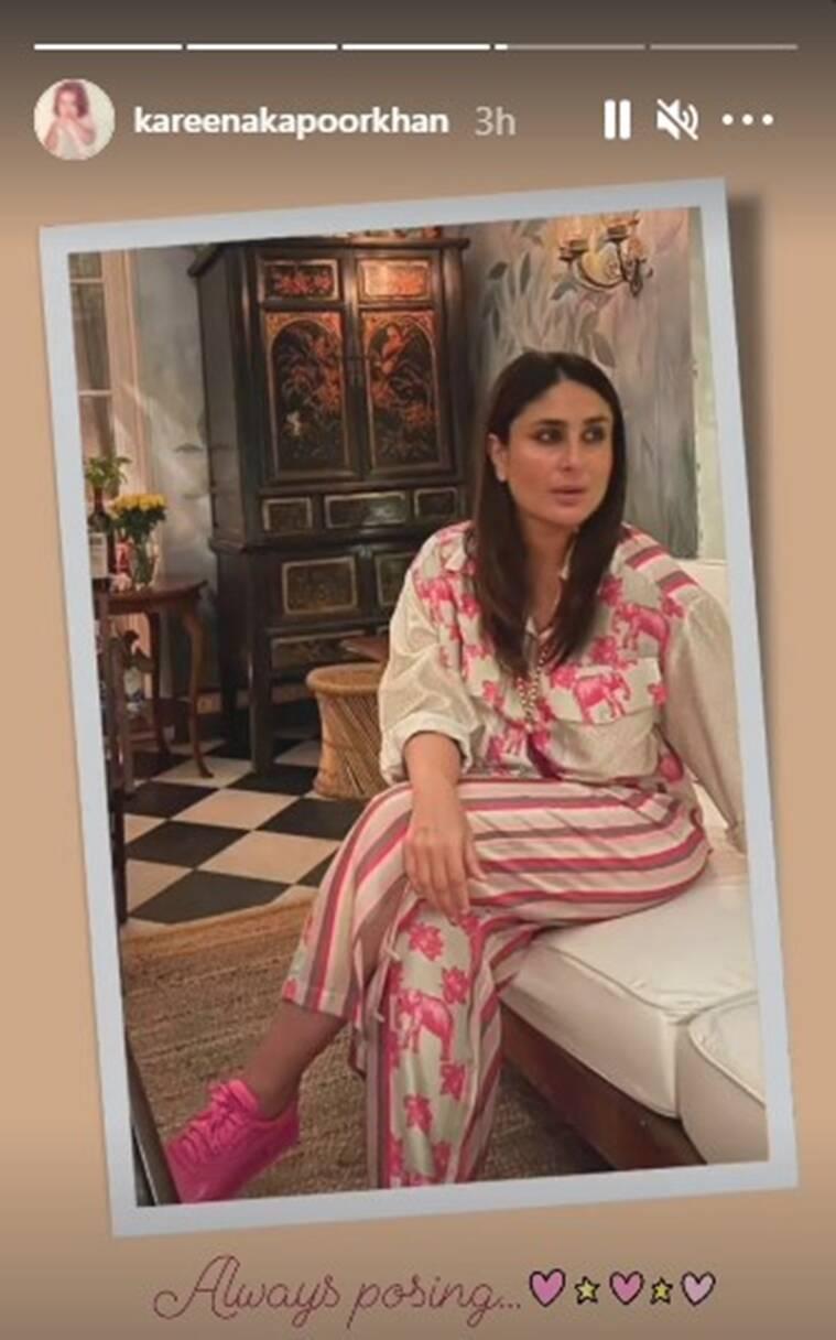 كارينا كابور- الصورة من موقع Indian Express