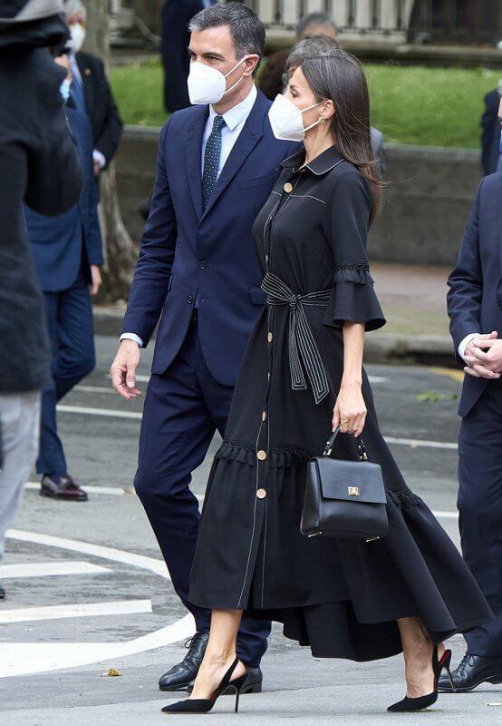 الملك فيليب والملكة ليتيزيا- الصورة من موقع New my royals