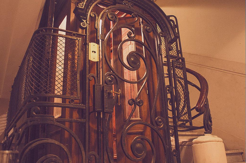 مصعد عمارة بنسيون فؤاد