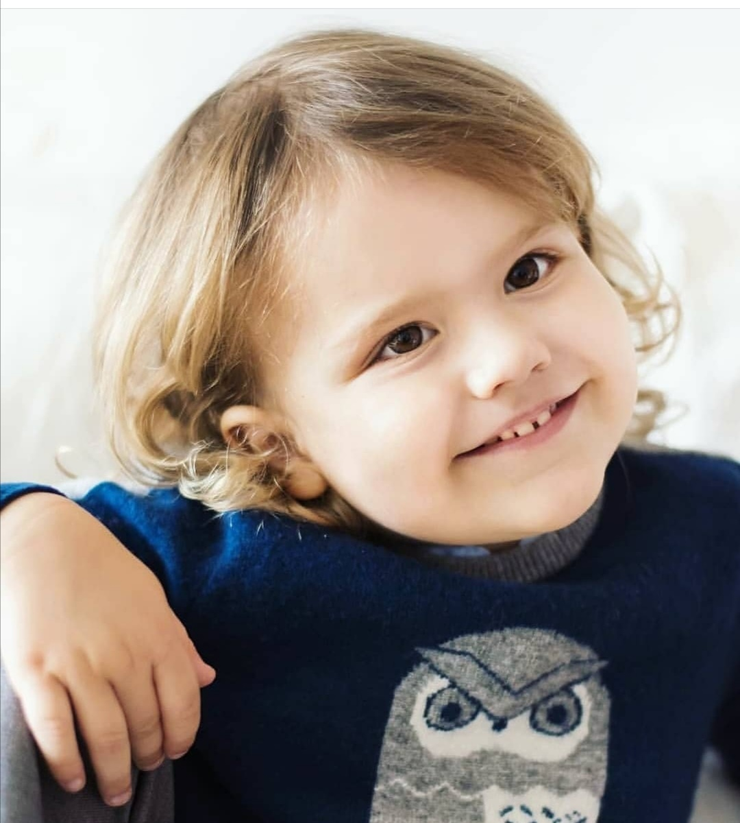 طفلهما الأول الأمير ألكسندر- الصورة من حساب الأمير كارل فيليب على إنستغرام