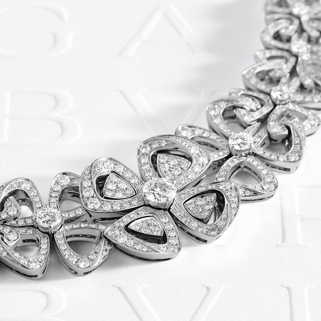 تشكيلة مجوهرات فيوريفر 2021 من بولغري Bvlgari