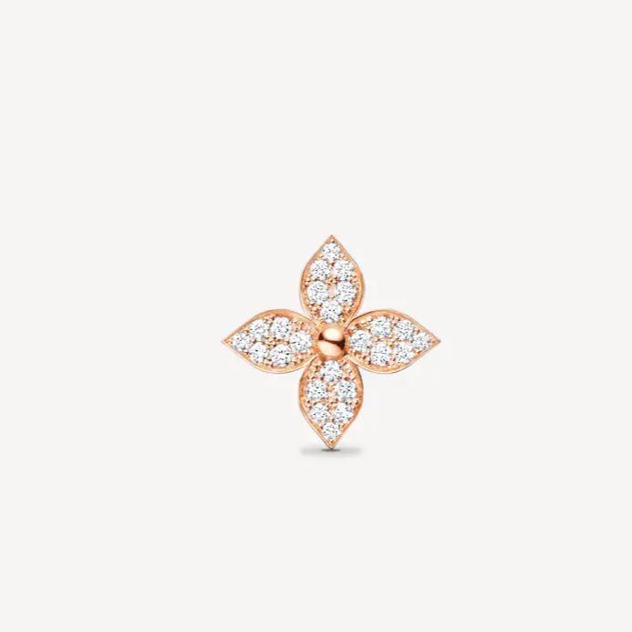 قرط STAR BLOSSOM من دار لويس فويتون Louis Vuitton