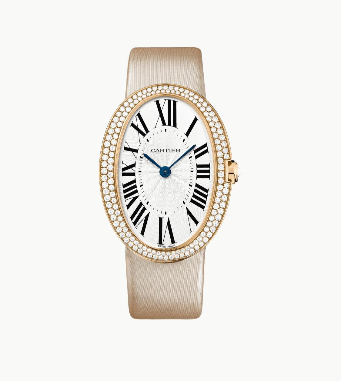 ساعة بينوار دو كارتييه Cartier
