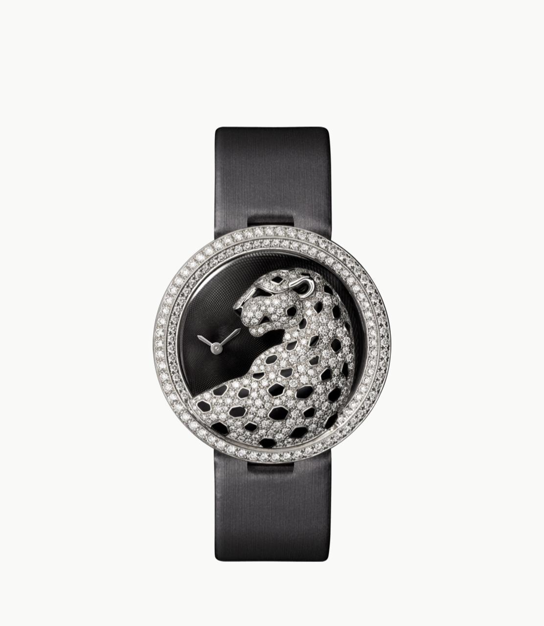 ساعة پانتير من كارتييه Cartier