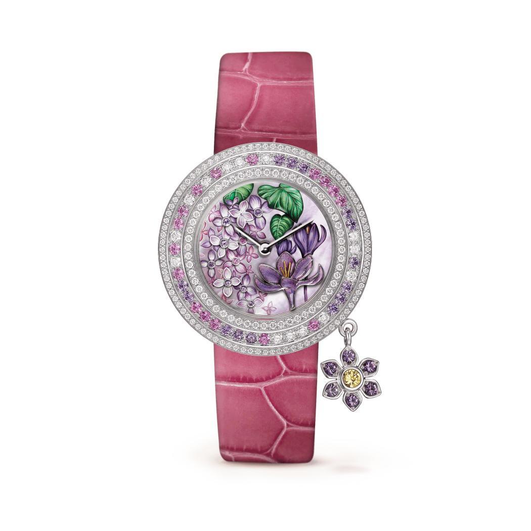 ساعة تشارمز إكسترا أوردينار ديزير من دار فان كليف أند آربلز Van Cleef & Arpels