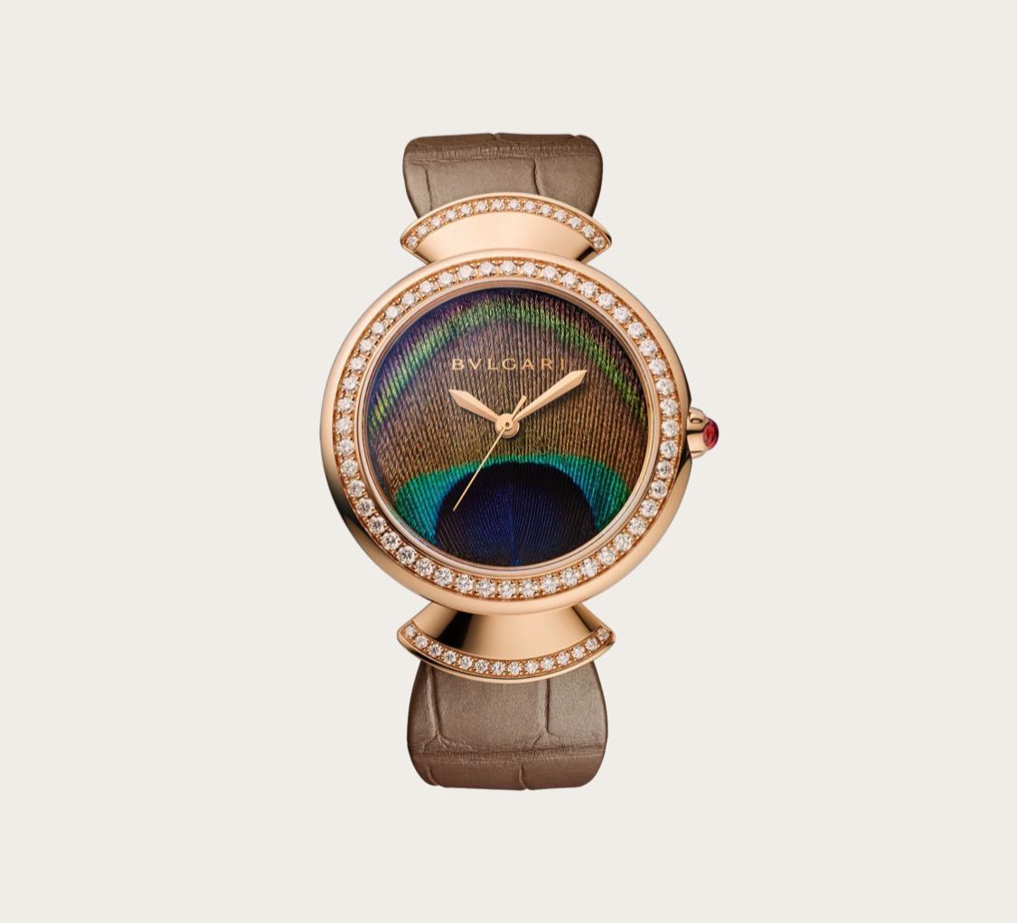ساعة ديفاز دريم من بولغري Bvlgari