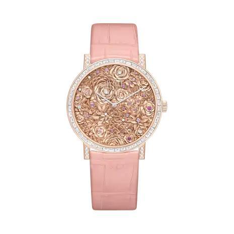 ساعة ألتيبلانو من المجوهرات الراقية لدار بياجيه Piaget