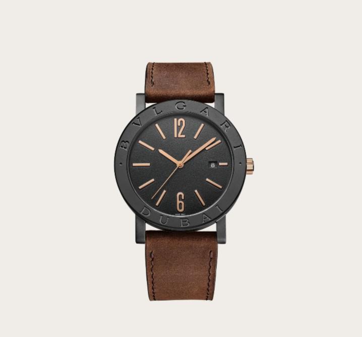 ساعة BVLGARI MAN من علامة بولغري «Bvlgari»