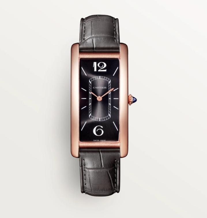 ساعة Tank Cintrée Man من علامة كارتييه «Cartier»