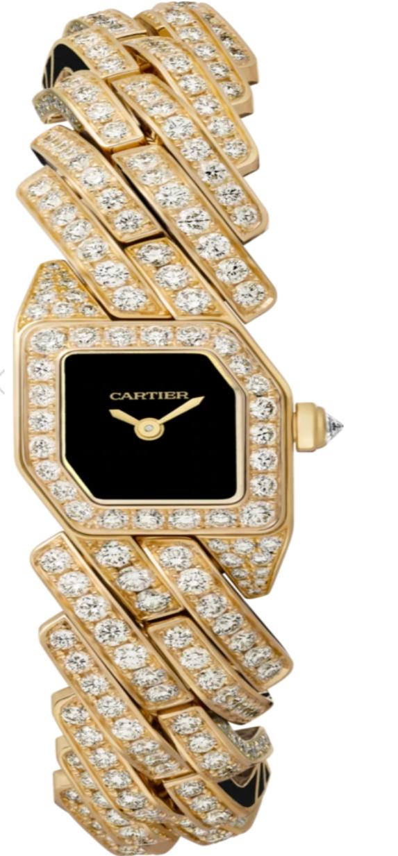 ساعة Maillon De Cartier من ماركة كارتييه «Cartier»