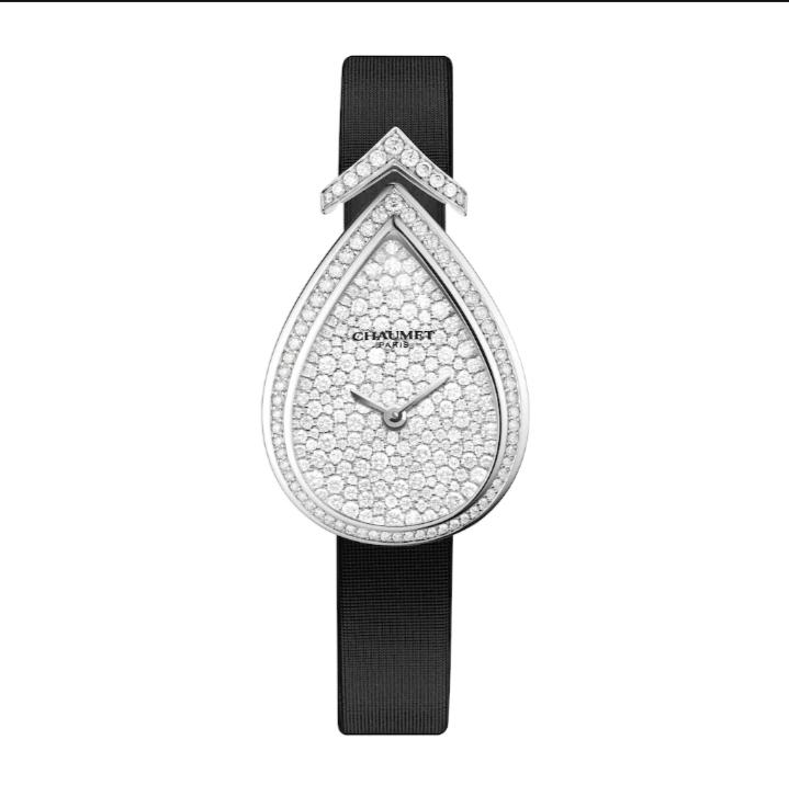 ساعة «Joséphine Aigrette» من شوميه «Chaumet»