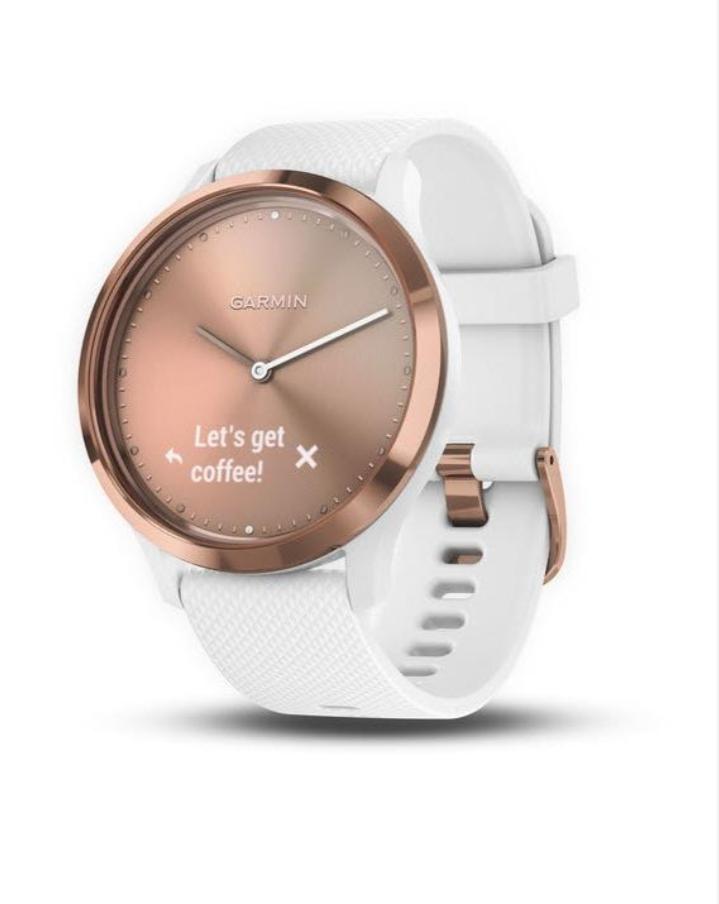 ساعة يد ذكية من علامة «Garmin»