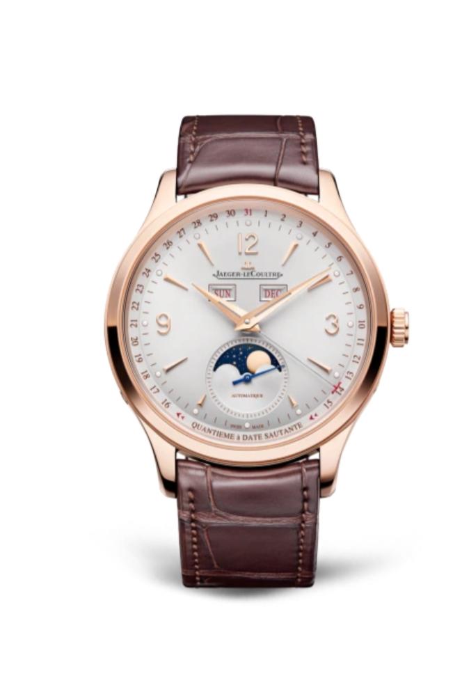 ساعة يد قمرية من ماركة جيجير لوكولتر Jaeger- LeCoultre