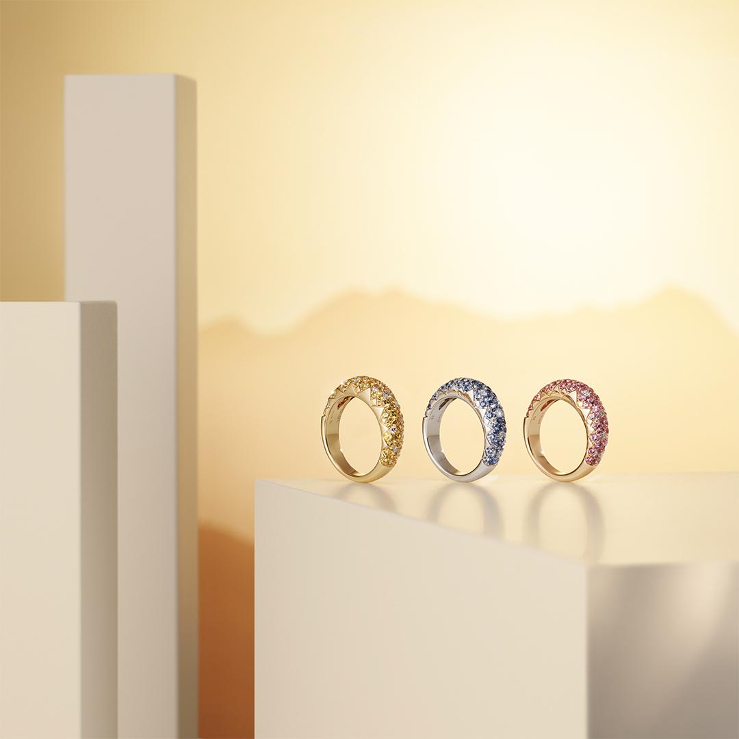 مجموعة Sunlight من بياجيه Piaget: نور الشمس مصدر جميع أشكال الحياة