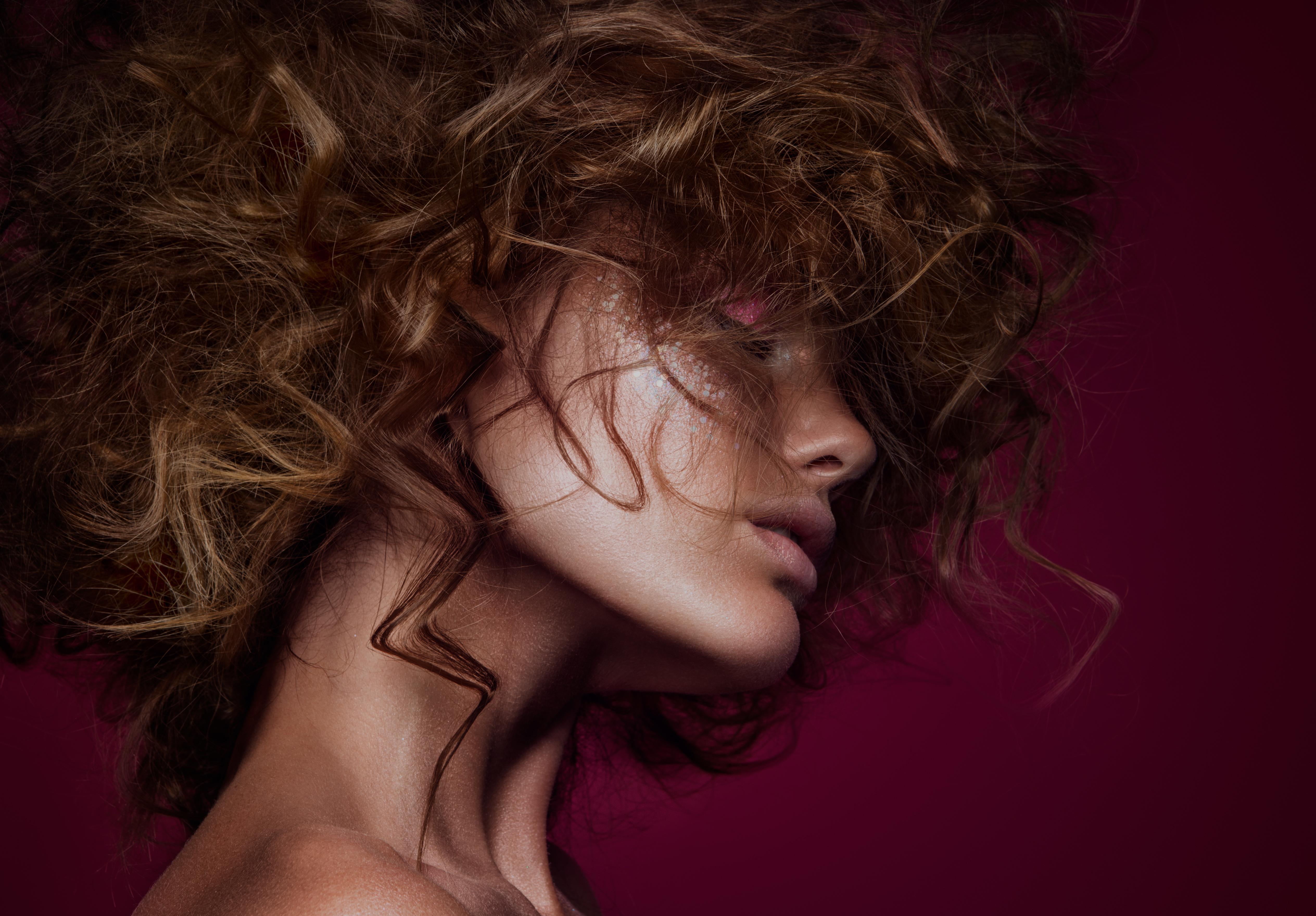 ألوان صبغات شعر