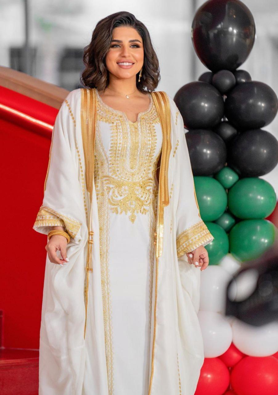 شيماء سليمان بإطلالة رمضانية