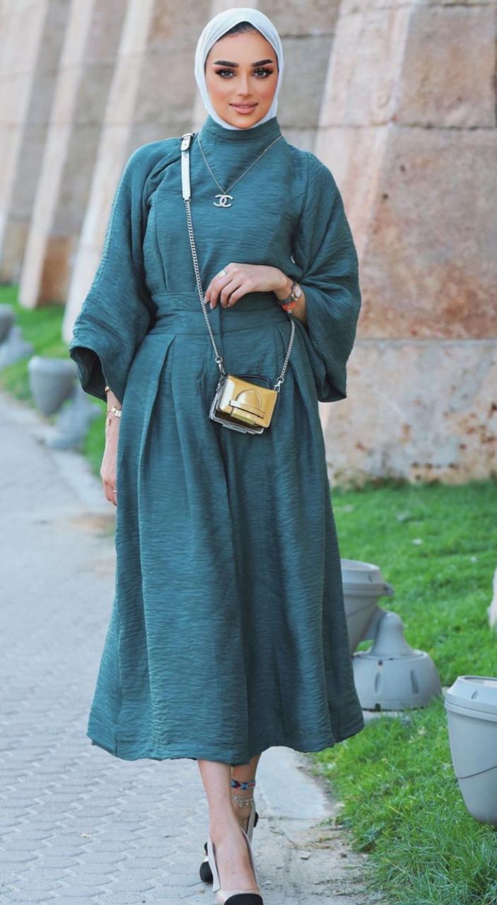 فجر بفساتين رمضانية ناعمة