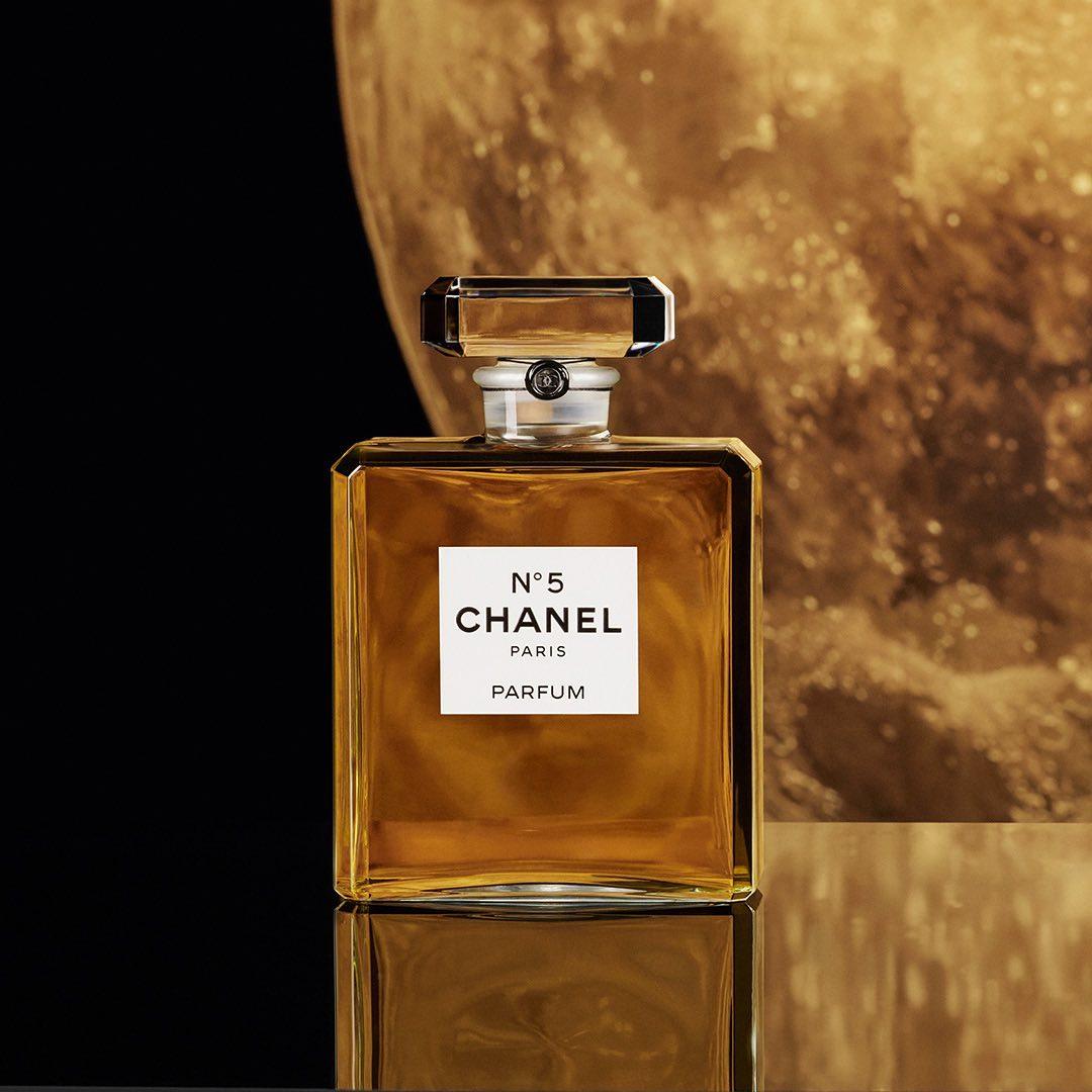 Chanel N°5- المصدر انستغرام شانيل