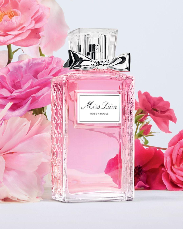 Miss Dior Rose N'Roses- المصدر انستغرام ديور