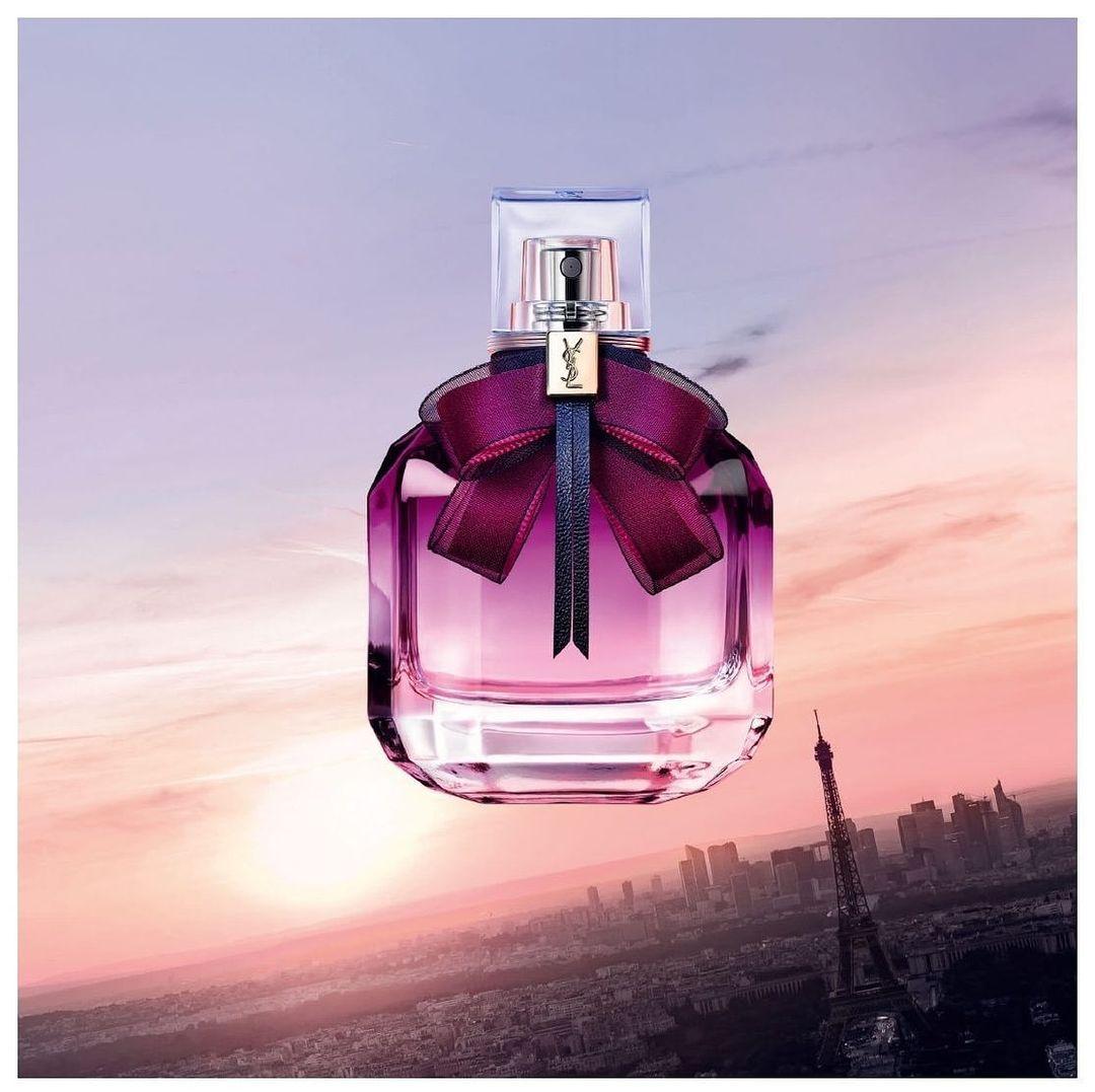 Yves Saint LaurentMon Paris Intensement Eau de Parfum- المصدر انستغرام سان لوران