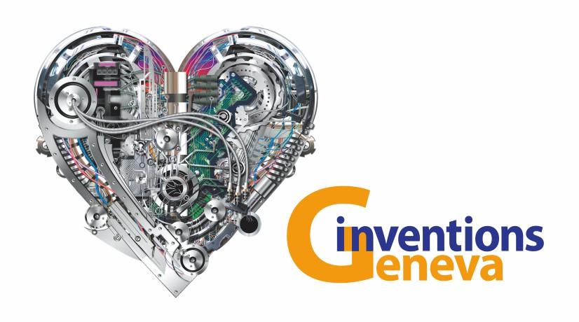لوغو معرض جنيف للابتكارات