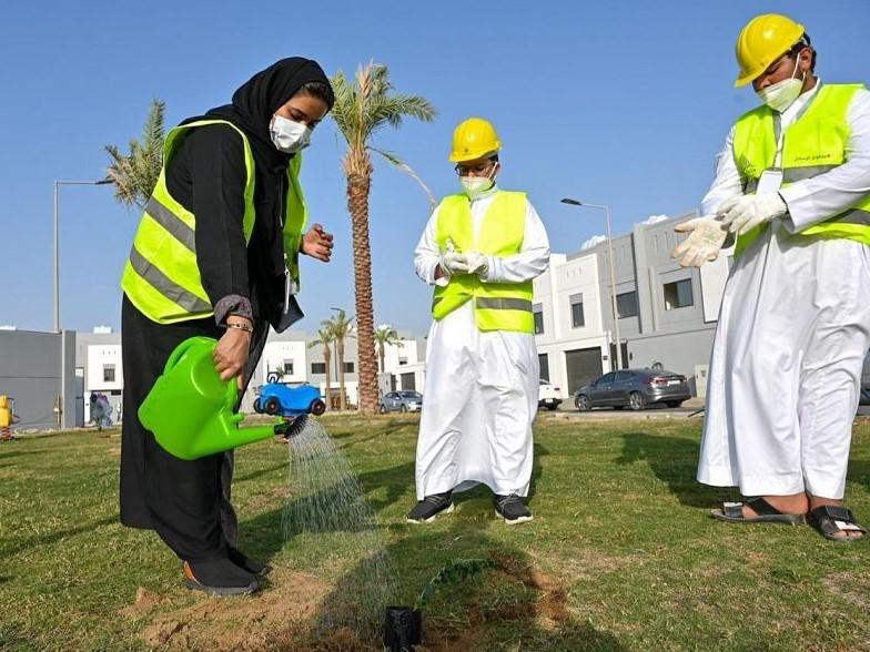 إطلاق المبادرة البيئية في ينبع