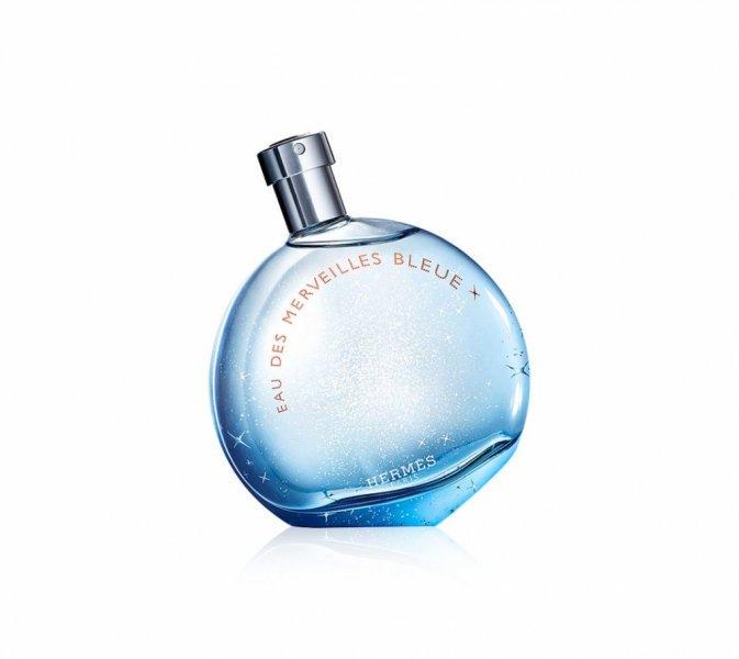 Hermes Eau des Merveilles Bleue