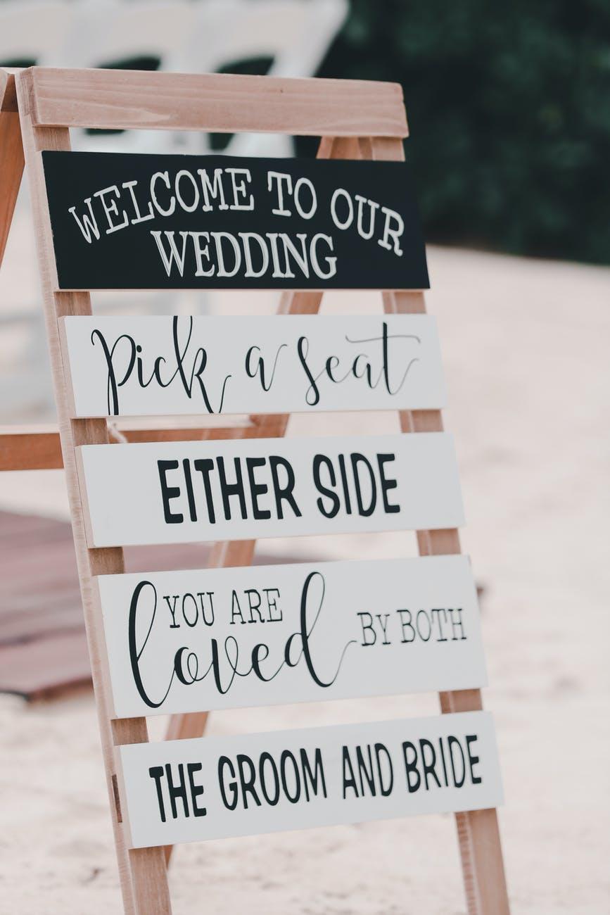 عبارات لضيوف الزفاف