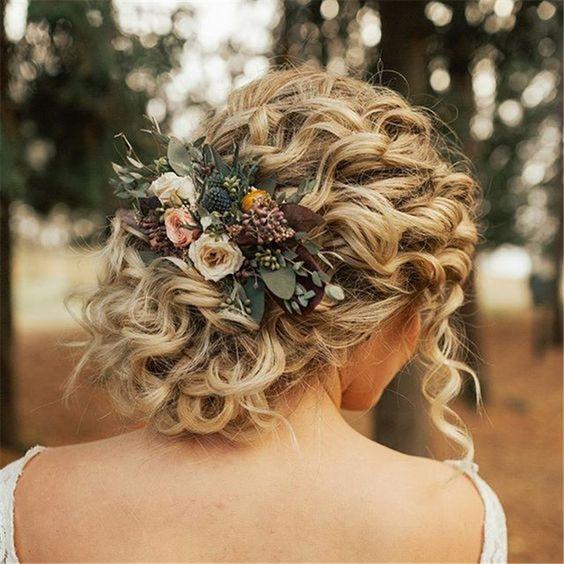 ورود تزين تسريحات العروس