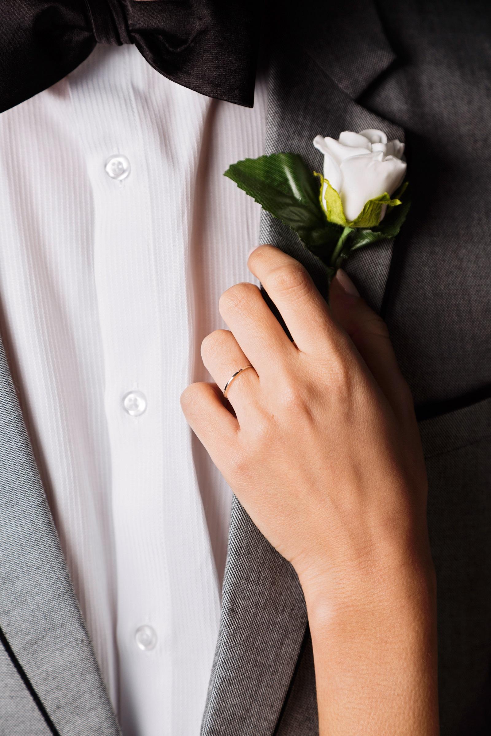 قميص لبدلة العريس