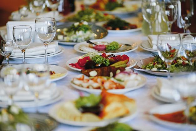 طعام الزفاف
